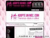 ADOPTEUNMEC.fr - ADOPTEUNMEC.com - Au supermarché des rencontres, les ...
