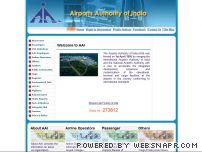airportsindia.org.in - Airports Authority Of India