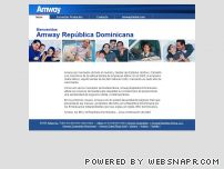 amway.com.do - Amway Dominican Republic LLC.