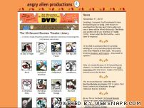 angryalien.com - Angry Alien Productions: 30-Second Bunnies Theatre and other cartoons.