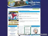 apostolicfaith-ng.org - The Apostolic Faith Africa Headquarters