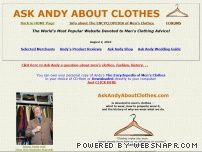 askandyaboutclothes.com - ASK ANDY ABOUT CLOTHES