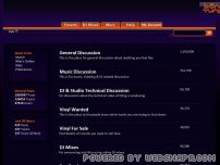 bangingtunes.com - BangingTunes.com : UK Dance Music Community, DJ Mixes - Discussion Forums