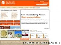 bankofbaroda.com - Bank of Baroda - India's International Bank - Global bank with a network of branches in India, and an international presence in 25 countries