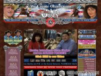 barrelracers.com - Welcome to the Josey Ranch - Where barrel racing champions are made