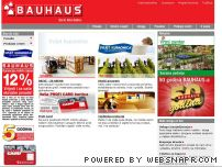 bauhaus.hr - BAUHAUS Croatia / Welcome