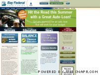 bayfed.com - Bay Federal Credit Union