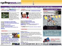 bike-zone.com - Www.cyclingnews.com - the first WWW cycling results and   news service