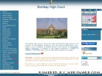 bombayhighcourt.nic.in - Bombay High Court Official Website