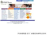 bpl.on.ca - Burlington Public Library, Ontario, Canada - Home Page