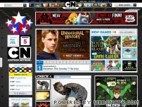 cartoonnetwor.com - Cartoon Network | Free Games and Online Video from Ben 10, Star Wars and Total Drama Action!