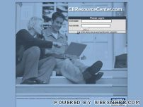 cbresourcecenter.com - CB Resource Center - Login