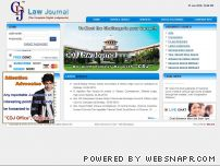 cdjlawjournal.com - CDJ - Judgments - Supreme Court - High Court - Case laws - Head Notes - India Law Judgments
