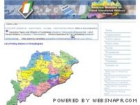ceoorissa.nic.in - The Official Website of the Chief Electoral Officer, Orissa