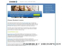 cfsloans.com - Chase Student Loans - Private Student Loans