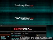 cgiproxy.us - Home  - CGI Proxy Top Proxy Sites and Server List