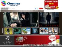 cinemex.com.mx - Cinemex
