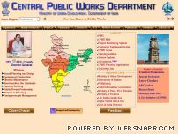 cpwd.gov.in - CENTRAL PUBLIC WORKS DEPARTMENT (CPWD)