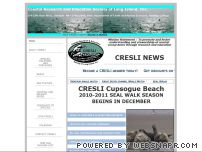 cresli.org - Coastal Research and Education Society of Long Island