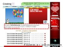 crictime.com - Live Cricket - Watch Cricket Stream, Free Cricket ...