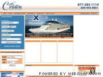 cruisevalue.com - Welcome to Crown Cruise Vacations! Carnival Cruises, Royal Caribbean, Princess, Holland America, Norwegian, Crystal Cruises