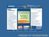 cyberdriveillinois.com - The Official Web site for Illinois Secretary of State Jesse White