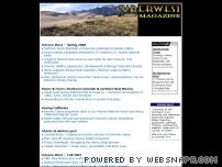 cyberwest.com - Cyberwest - ski, hike, recreation, travel, science, environment, Rocky Mountains, Colorado, New Mexico