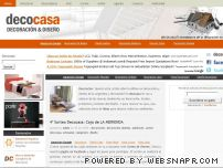 decocasa.com.ar - Decoracion y diseño-Decoración Living- DECOCASA