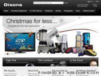 dixons.co.uk screenshot
