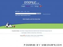 dogpile.co.uk - Dogpile UK Web Search Home Page