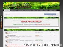 doridro.com - • Index page