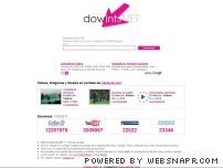 dowint.net - Download video and mp3 from GoEar, YouTube, Dailymotion, Metacafe - dowint.NET