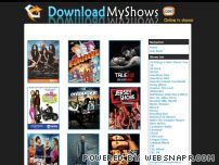 downloadmyshows.com - Download TV Shows - Heroes - Lost - Prison Break - Grey's Anatomy - House - Smallville - Supernatural - One Tree Hill + + + - Home