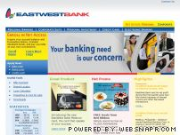 eastwestbanker.com - EastWest Bank | Home - [EastWestBanker.com]