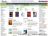 ebooks.com - EBooks.com The World's Leading Source of eBooks