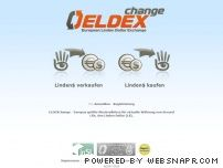 eldexchange.eu - Linden Dollar - Welcome - European Linden Dollar Exchange ELDEXchange