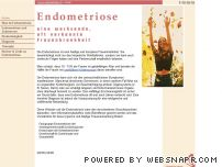 endometriose.ch - Endometriose