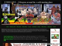 ethiolove.net - Welcome to ETHIOLOVE.NET |  Ethiolove Chat Room, Ethiopian Dating,    Ethiopian Personals, Ethio Videos, Ethio Music, Ethio history, Ethiopian    Images, Ethiopian Guestbook, Ethio Chat, Ethiopian Chat, Ethiopia, ethiolove    video, ethiopian site, JampieTV, Jampi