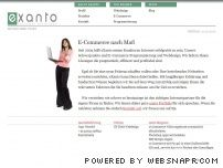 exanto.de - Magento Commerce, xt:Commerce, Module, Templates, Design, Programmierer :: eXanto
