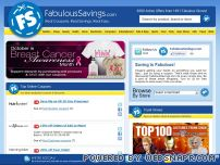 fabuloussavings.com - Coupons Online, Printable Coupons, Promo Codes, Discounts & Store Coupons | FabulousSavings.com