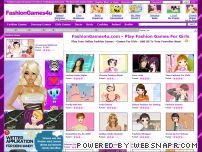 fashiongames4u.com - Fashion Games - Girls Games