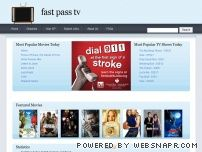 fastpasstv.com - Fast Pass TV - Watch Movies Online Free