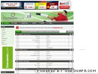 flashscores.co.uk - Flash Scores: Live Football Scores, Latest Football Results