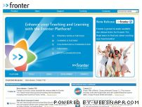 fronter.com - Fronter - Learning Together