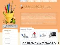galtech.org - GALTech Enterprises : SEO Web Design and Development,web design ecommerce
