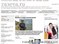gazeta.ru screenshot