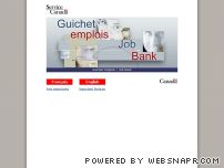 guichetemplois.gc.ca - Bienvenue au Guichet emplois / Welcome to Job Bank