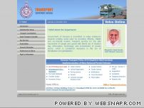 hartrans.gov.in - Transport Department, Haryana