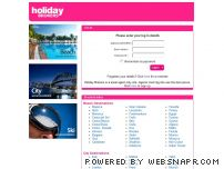 holidaybrokers.co.uk - Holiday Brokers Limited