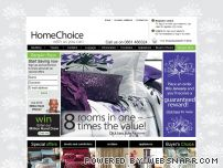 homechoice.co.za - Bedding, Towels, Curtains, Household appliances, Dinnerware, Cookware - HomeChoice
